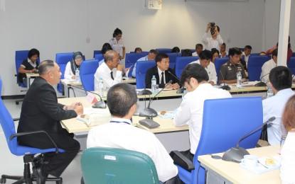ท่าอากาศยานภูเก็ต ประชุมร่วมรัฐ-เอกชน เตรียมความพร้อมรองรับนักท่องเที่ยวจีน ให้มีประสิทธิภาพสูงสุด