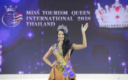 บราซิล คว้ามง Miss Tourism Queen International 2018