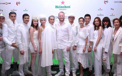 Heineken R Presents Sensation Thailandที่สุดแห่งปรากฎการณ์ทางดนตรีอิเล็คทรอนิคแดนซ์สุดยิ่งใหญ่ พร้อมจัดเต็มความพิเศษแบบเหนือระดับ HeinekenR Star Hive ที่รอให้เหล่าปาร์ตี้โกเออร์ได้มาร่วสัมผัสในประสบการณ์ที่เหนือระดับแบบไม่เหมือนใคร