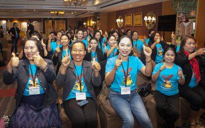 สสส. หนุนครู ศพด. เป็น 'นักสื่อสารสุขภาวะ' ใช้กระบวนการ 'สื่อสร้างสรรค์' ยกระดับคุณภาพเด็กปฐมวัยไทยต่อเนื่องเป็นปีที่ 5