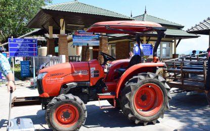 ธ.ก.ส. ระนอง เดินหน้าพัฒนาชุมชนท่องเที่ยว เพื่อยกระดับคุณภาพชีวิตเกษตรกรและผู้มีรายได้น้อย