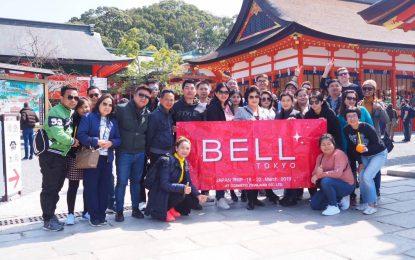 จัดทริปพา DISTRIBUTORประเทศไทยไปดูงานและเที่ยวเต็มอิ่มโอซาก้า เกียวโต และโกเบ