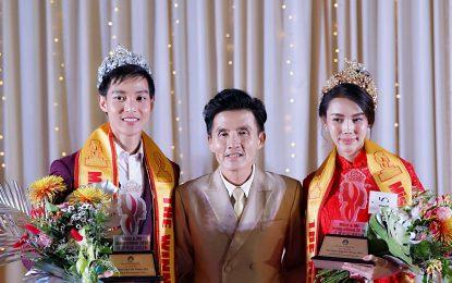 บัส-ออย คว้า The Winner Miss & Mr. Siam Chaina2019