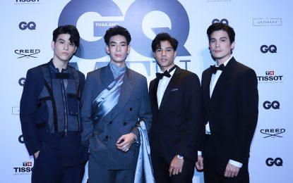 "GQ THAILAND สร้างปรากฏการณ์ที่สุดแห่งปี เชิญเหล่าเซเลบริตี้ร่วมประกาศผล ""GQ MEN OF THE YEAR 2019"""
