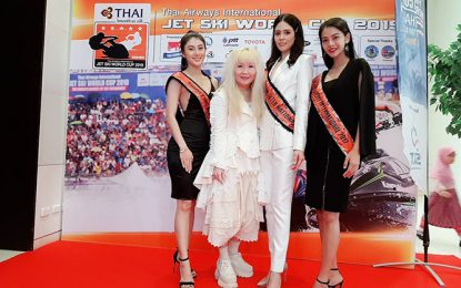 แป้งหอม-ชลิดา เชิญชวนสาวมั่นประกวด JWC International Bikini Contest2019 ชิงเงินสด 100,000 บาท