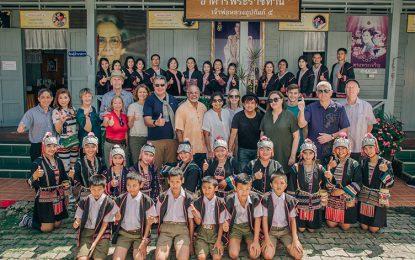 เชียงราย จุดหมายใหม่ของการเดินทางกับตำนานหมูป่า ในโครงการ Tourism Diplomacy 2019