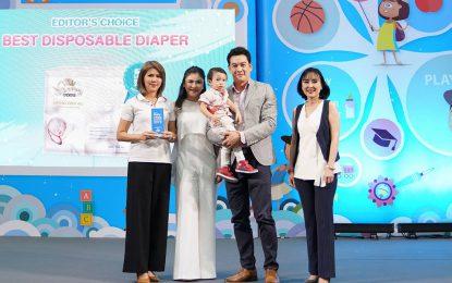 40 สุดยอดแบรนด์สินค้าแม่ลูก   ที่คว้ารางวัลจากงาน Amarin Baby & Kids Awards 2019
