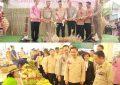 รัฐมนตรีช่วยกระทรวงมหาดไทยเป็นประธานเปิด ศูนย์ขับเคลื่อนเศรษฐกิจฐานราก ตลาดสาขาลำพูน จังหวัดลำพูน