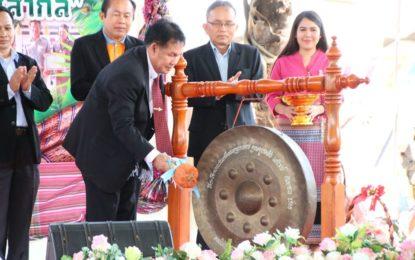 โรงเรียนอนุบาลยโสธรจัดกิจกรรมเด็กอีสานรักถิ่น หัตถศิลป์ล้ำค่า วิชาการก้าวไกลนำไทยสู่สากล