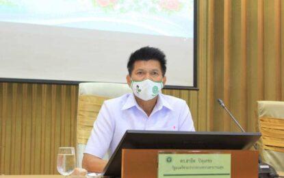 รัฐมนตรีช่วยว่าการกระทรวงสาธารณสุขพร้อมคณะ ลงพื้นที่จังหวัดภูเก็ต ตรวจเยี่ยมให้กำลังใจบุคลากรทางการแพทย์ ชื่นชมทีมงานที่สามารถบริหารจัดการสถานการณ์ได้อย่างรวดเร็ว รวมถึงมอบนโยบายเป็นต้นแบบเมืองท่องเที่ยว เตรียมพร้อมเปิดเมืองอย่างปลอดภัย