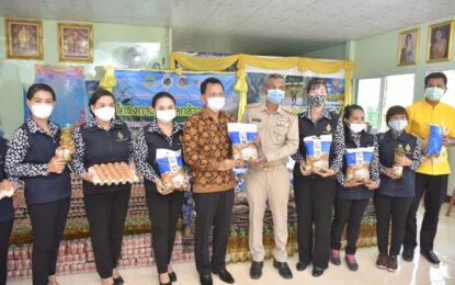 """แม่บ้านมหาดไทยพังงา นำร่อง โครงการ """"ขยะแลกข้าวสาร"""""""