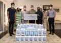 SHURE SHOT ส่งต่อความห่วงใย มอบแอลกอฮอล์ มูลค่า 200,000 บาท ให้กับ มูลนิธิเด็กโสสะแห่งประเทศไทย ในพระบรมราชินูปถัมภ์