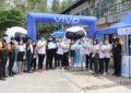 """Vivo ผู้นำแบรนด์สมาร์ทโฟนระดับโลก จัดกิจกรรมเพื่อสังคม """"Vivo Cares Vivo Shares เคียงข้างกัน เคียงข้างคุณ"""" นำทัพช่วยเหลือคนไทยทุกภูมิภาค แบ่งปันชาวไทยผู้ได้รับผลกระทบจาก Covid19"""