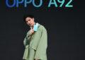 """""""แบงค์-ธิติ, โอห์ม-ฟลุ้ค และทีมบุรีรัมย์ ยูไนเต็ด อีสปอร์ต แท็กทีมสนุกไร้ขีดจำกัด ในงาน  """"OPPO A92 สเปคแรงสุด สนุกไม่ยั้ง Online Launch Event"""""""