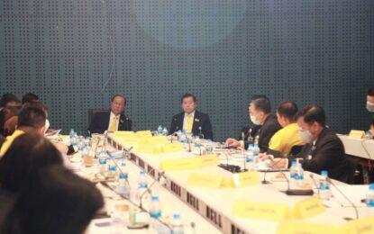 นิพนธ์ฯ ร่วมประชุม การเสนองบประมาณฯประจำปี 2564 วาระ 1 ของกระทรวงมหาดไทย ที่ อาคารรัฐสภา เกียกกาย