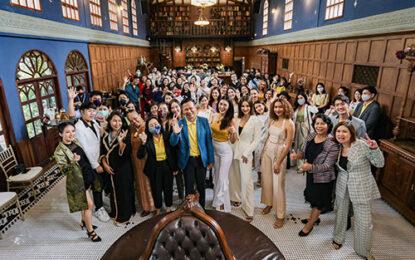 เสริมแกร่งดีไซเนอร์ไทย ผลักดันช่องทางขายให้  Thai designer academy 2020 ก้าวขึ้นสู่ความเป็นผู้นำด้านแฟชั่น