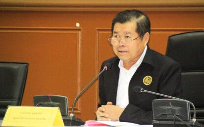 นิพนธ์ฯ มท.2  คิ๊กออฟ            คณะกรรมการขับเคลื่อนไทยไปด้วยกัน จ.สงขลา เร่งรัดเบิกจ่ายงบประมาณ พร้อม แก้ไขปัญหาอุปสรรคในแผนพัฒนาจังหวัดฯ หวัง ฟื้นฟู สภาพเศรษฐกิจในพื้นที่