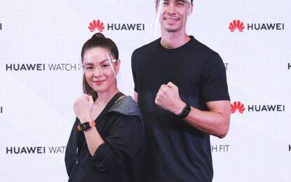หัวเว่ยรุกตลาดสมาร์ทวอชท์ เปิดตัว HUAWEI Watch Fit  แก็ดเจ็ตคู่ใจตอบโจทย์ทุกความต้องการ แม่นยําเหนือระดับ ในราคาเพียง 3,499 บาท