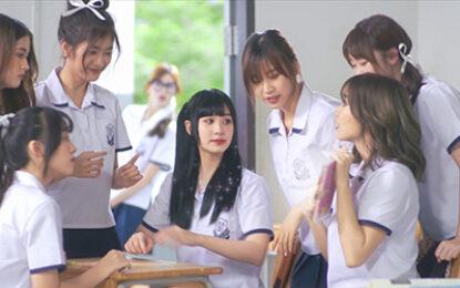 """เพลง """"วิง้ค์3 ครั้ง"""" ( Wink wa 3-kai ) รหัสบอกรักผ่านดวงตา  ส่งความน่ารักสดใส กระตุ้นหัวใจพองโต"""