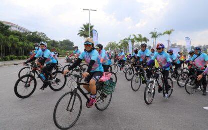"""จังหวัดสงขลา เปิดกิจกรรม """"ปั่นปันรัก พักภาคใต้ 2020"""" ภายใต้โครงการปั่นจักรยานท่องเที่ยว Sport Tourism ส่งเสริมการออกกาลังกายและกระตุ้นการท่องเที่ยว"""