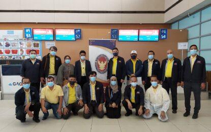 สถานกงสุลใหญ่ ณ เมืองเจดดาห์ จัดเที่ยวบินพิเศษ ครั้งที่ 3 ส่งคนไทยและชาวต่างชาติที่ติดค้างอยู่ในซาอุดีอาระเบียกลับประเทศไทย