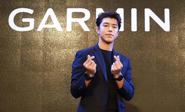 """GARMIN คว้า """"นาย-ณภัทร"""" ขึ้นแท่นไลฟ์สไตล์พรีเซนเตอร์คนแรกของประเทศไทย สะท้อนภาพผู้ชายยุคใหม่กับ Active Lifestyle"""