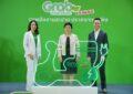 """แกร็บ ประเทศไทย จับมือ ซแว็ก อีวี เปิดตัวโครงการ """"Grab Green Wheels X SWAG : รถพลังงานสะอาด ปราศจากมลพิษ"""