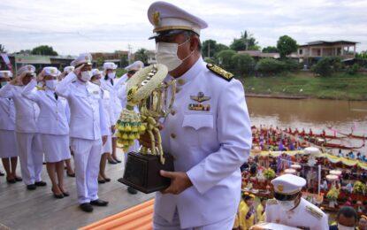 จังหวัดน่าน เปิดงานประเพณีแข่งเรือยาวจังหวัดน่าน ชิงถ้วยพระราชทาน ปลอดเหล้า-เบียร์ ประจำปี 2563