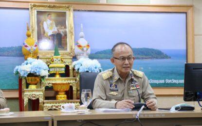 จังหวัดชุมพร ประชุมเตรียมจัดงานเทิดพระเกียรติกรมหลวงชุมพรฯ และงานกาชาด ประจำปี 2563