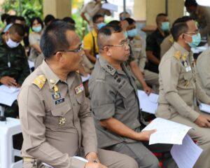 จ.ระนองประชุมซักซ้อมการจัดกิจกรรมเดินเฉลิมพระเกียรติเทิดไท้ราชวงศ์จักรี 5 ธันวาคม 2563