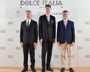 """ห้างเซ็นทรัล จับมือ สำนักงานพาณิชย์อิตาเลียนประจำประเทศไทย (ITA)  เตรียมจัดงานแถลงข่าวและพิธีเปิดงาน """"Dolce Italia"""" ในวันพฤหัสบดีที่ 4 มีนาคม 2564"""