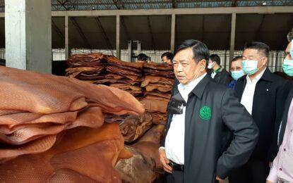 ที่ปรึกษา รมว.เกษตรและสหกรณ์ ลงพื้นที่นครศรีธรรมราช ติดตามงานนโยบายกระทรวงเกษตรและสหกรณ์