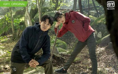 iQiyi (อ้ายฉีอี้) ยกขบวนออริจินัลซีรีส์เกาหลี จัดเต็มถึงปลายปี อาทิ Jirisan และ Bad and Crazy ขนทัพนักแสดงแถวหน้าของวงการ Gianna Jun (จอนจีฮยอน), จูจีฮุน, อีดงอุค และคู่ขวัญคู่ใหม่ อาทิ คิมโกอึน และ อันโบฮยอน,  อิมซูจองและ อีโดฮยอน, อ๊กแทคยอนและคิมฮเยยุน
