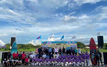 การกีฬาแห่งประเทศไทย นำร่อง 24 จังหวัด ชวนคนไทยหันมาใส่ใจสุขภาพ สร้างภูมิต้านทาน ป้องกัน Covid – 19