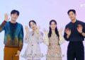 The King's Affection: ราชันผู้งดงาม จากนักแสดงนำทั้งสี่ท่านที่มาทักทายแฟนๆ ชาวไทย
