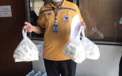 ขอนแก่น ส่งยาช่วยประชาชนน้ำกัดเท้าร่วม 30,000 ชุด