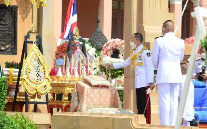 เมื่อเวลา 14.00 น. วันนี้ 1 ตุลาคม 2564 นายนิพนธ์ บุญญามณี รัฐมนตรีช่วยว่าการกระทรวงมหาดไทย ผลัดเวรเฝ้า ฯ ที่ 2  เป็นผู้แทน นายกรัฐมนตรีและคณะรัฐมนตรี ถวายราชสักการะ เนื่องในวันคล้ายวันสวรรคตพระบาทสมเด็จพระจอมเกล้าเจ้าอยู่หัว พระสยามเทวมหามกุฏวิทยมหาราช รัชกาลที่ 4 ณ พระบรมราชานุสาวรีย์ หน้าพระราชวังสราญรมย์ กรุงเทพมหานคร
